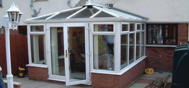 UPVC Conservatory and Orangery